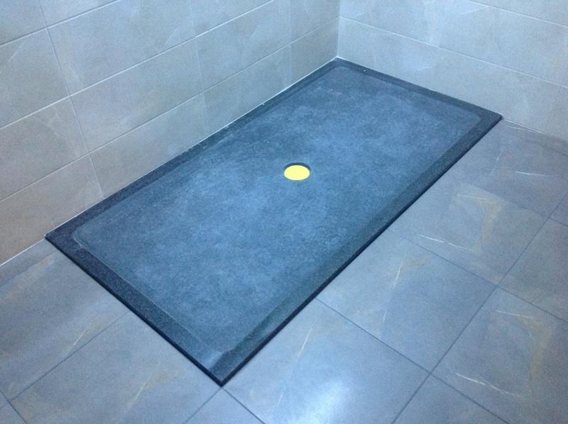 Artemarmi srl lavorazione marmi e graniti mezzocorona for Camminare attraverso i piani doccia
